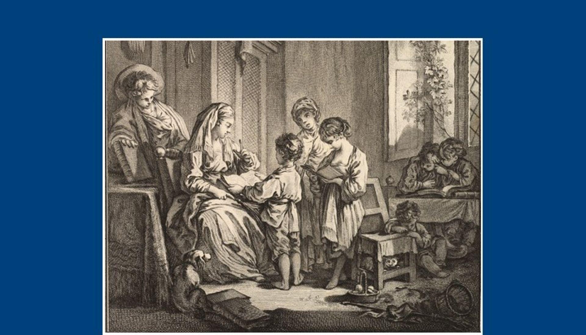 Pour une histoire de l'éducation des filles sous l'Ancien Régime