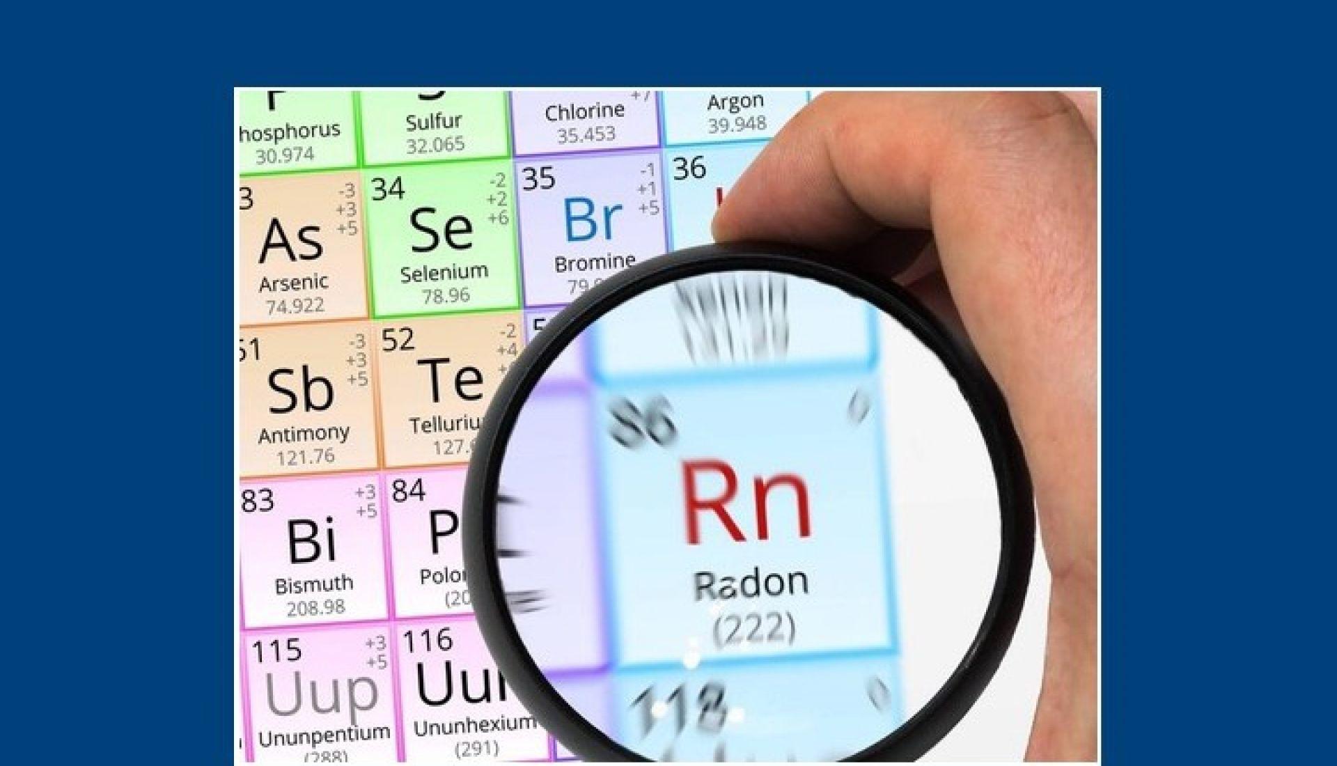 La qualité de l'air intérieur des habitations. Le Radon