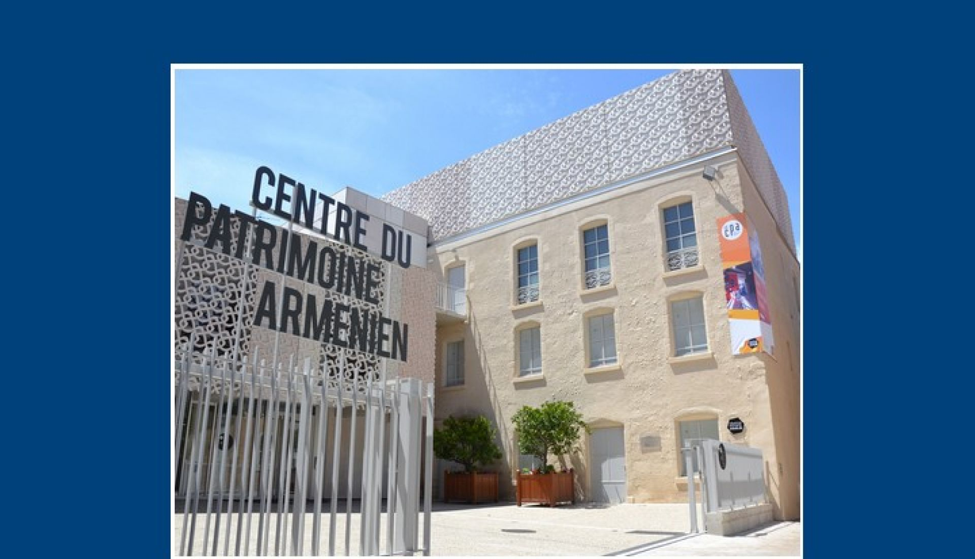 Visite du quartier Arménien de Valence et du Centre du Patrimoine Arménien