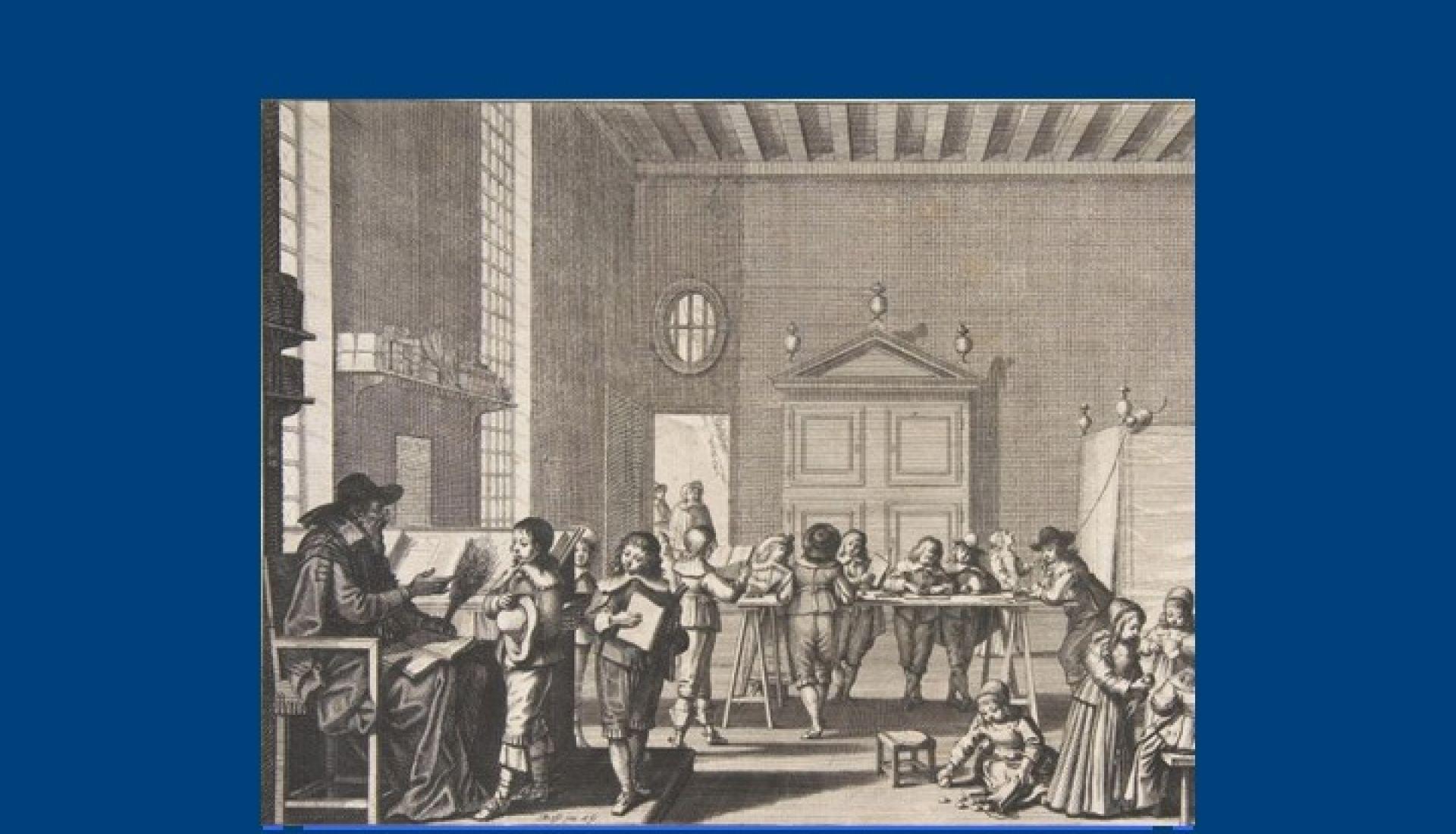L'éducation des enfants pauvres à Lyon aux XVIIème et XVIIIème siècles