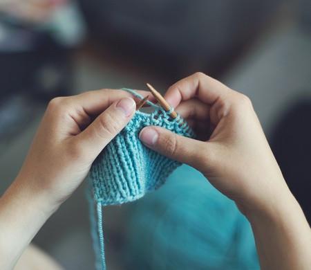 Tricot, couture et dentelle